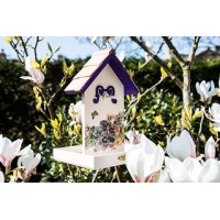 Butterfly Plum Bird Feeder
