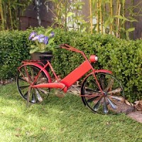 Bicycle Garden Pot Plant
